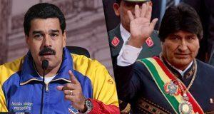 Maduro y Morales asistirán a toma de protesta de López Obrador