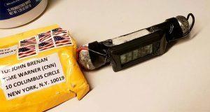 Siguen enviando paquetes explosivos en EU