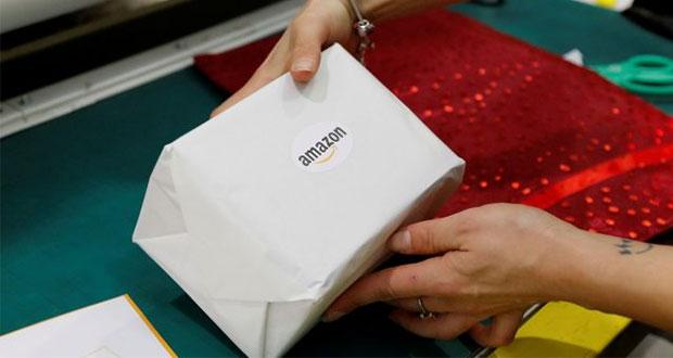 Amazon pagará salario mínimo de 15 dólares por hora a empleados de EU
