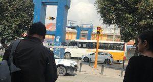 Frente a Plaza Los Gallos e IMSS de La Margarita ya hay pasos a nivel