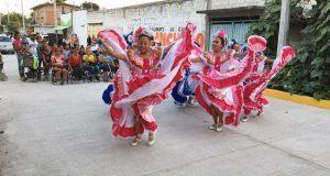 Inauguran pavimentación y adoquinamiento de dos calles en Chietla