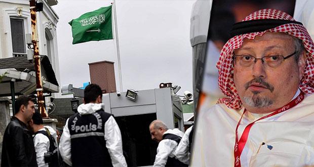Encuentran muerto a periodista en consulado de Arabia en Turquía
