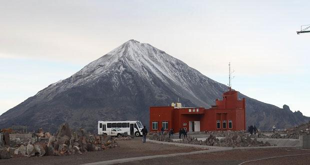 Cruz Roja reporta muerte de 4 alpinistas en el Pico de Orizaba
