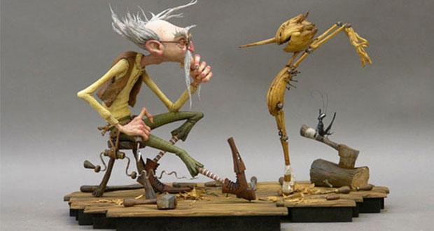 Guillermo del Toro dirigirá película en stop-motion de Pinocho