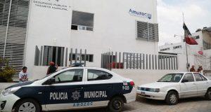Repetirán audiencia para procesar a exmandos policiales de Amozoc