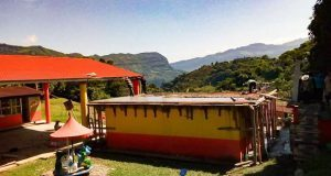 Ayuntamiento techa aula de preescolar en Huitzilan de Serdán