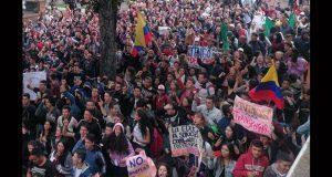 ¿Por qué se manifiesta la comunidad universitaria en Colombia?