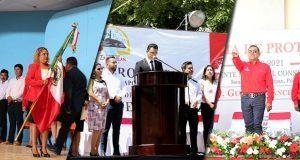 Rinden protesta ediles de Caltepec, Zapotitlán y Ahuatempan