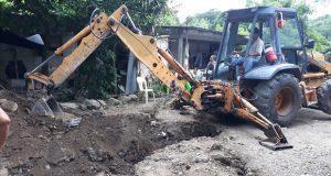 Instalarán red de drenaje en localidad de Venustiano Carranza