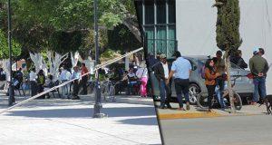 Edil de Amozoc retiene a 8 regidores que acusan nepotismo