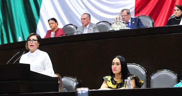 Comparece Rosario Robles entre reclamos y rechiflas de diputados