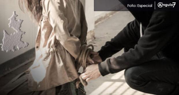 Secuestros suben 60% en Puebla; es quinto lugar con 62 casos en 9 meses