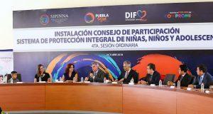 Puebla, primero en instalar consejo a favor de la niñez y juventud