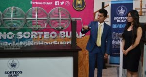 BUAP tiene ganadora de su segundo sorteo Compra y Gana