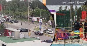 Un joven pierde la vida en balacera frente a la Ibero
