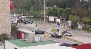 Estudiante del Itesm, lesionado en tiroteo afuera de la Ibero