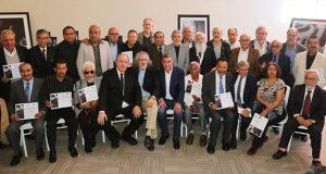Gobierno estatal reconoce trayectoria de 33 fotógrafos poblanos