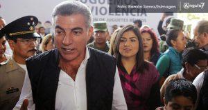 """Gali pide a nuevos ediles trabajar para """"hacer un frente común por Puebla"""""""