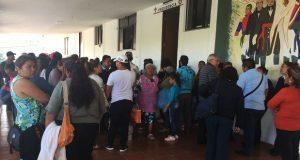 Concejo de Ocoyucan realizó despidos injustificados, acusa Antorcha