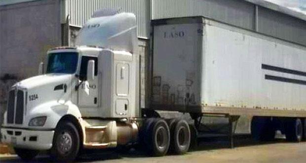 SSP recupera 6 vehículos con reporte de robo y dos cajas secas