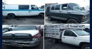 Sedena y SSP aseguran 10 vehículos para huachicol en San Martín