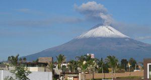 Popocatépetl registra 172 exhalaciones en 24 horas: Cenapred