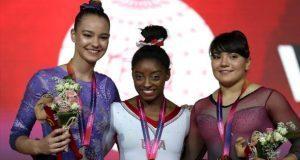 Alexa Moreno gana 1ª medalla para México en Mundial de Gimnasia