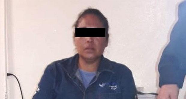 Procesan a conductora de tráiler por accidente en la México-Toluca