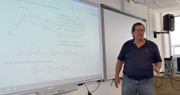 En BUAP, analizan con matemáticas propagación de infecciones