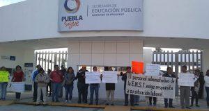 Antorcha exige a SEP solución a demandas educativas en 5 municipios