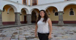 Con matemáticas, alumna de la BUAP busca optimizar inversiones