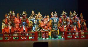 Presentan concierto de música tradicional japonesa en CCU de BUAP