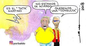 Caricatura: Habemus nuevo DT para el Tri