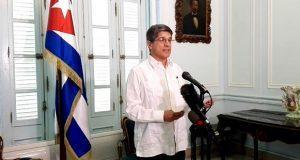 Tras sanciones de EU, gobierno de Cuba reitera disposición al dialogo