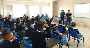 Ceaspue promueve el cuidado del agua en San Andrés Azumiatla