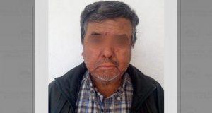 FGE detiene a hombre acusado de homicidio en Cuautinchan en 1994