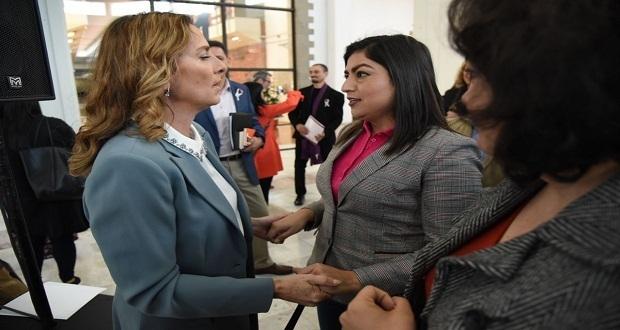 Rivera trabajará con gobierno federal a favor de memoria histórica