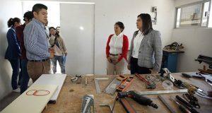 Impulsan actividades de centro de desarrollo en Guadalupe Hidalgo
