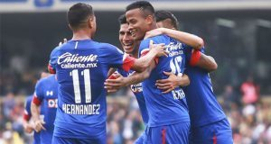 Cruz Azul recupera liderato y clasifica a la liguilla