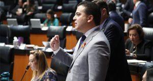 Zepeda deja coordinación del PAN en Senado y avanzan aspiraciones de RMV