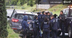 Mujer ejecutada sobre la recta a Cholula sería feminicidio 73 del año