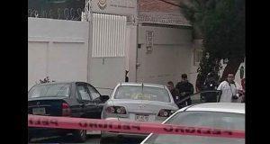 Ejecutan a guardia de seguridad en Tecamachalco
