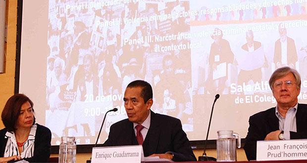 Seguridad pública no debe quedar a cargo de Guardia Nacional: CNDH