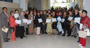 FCQ de la BUAP reconoce a 17 egresados de la generación 1964-1968