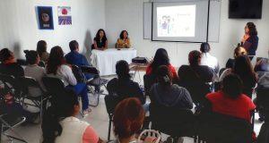 FGE imparte pláticas y talleres sobre violencia de género