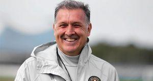 """Gerardo """"Tata"""" Martino será el DT de la Selección Mexicana"""
