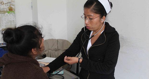 En Huitzilan, realizan diagnósticos de cáncer cervicouterino