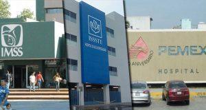 Nuevo gobierno integraría IMSS, Issste y Salud de Pemex: Alcocer