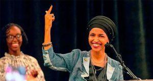 Refugiada y musulmana, así es Ilhan Omar, la americo-somalí electa
