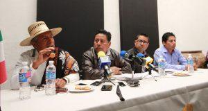 Puebla se suma a consulta sobre nuevo instituto de pueblos indígenas
